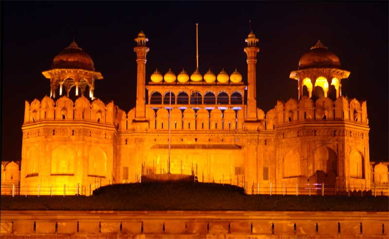 10 Unknown Facts About Red Fort