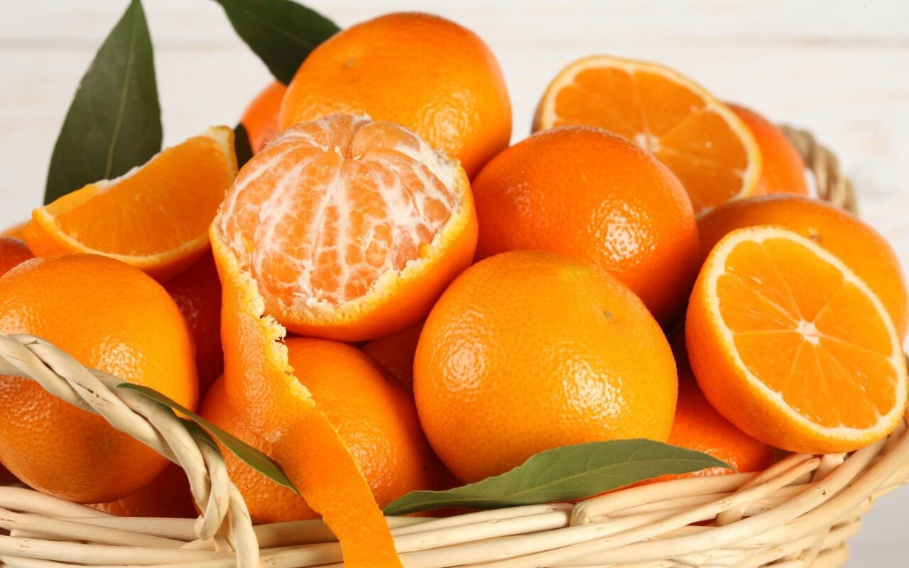 Amazing health benefits of  Oranges
