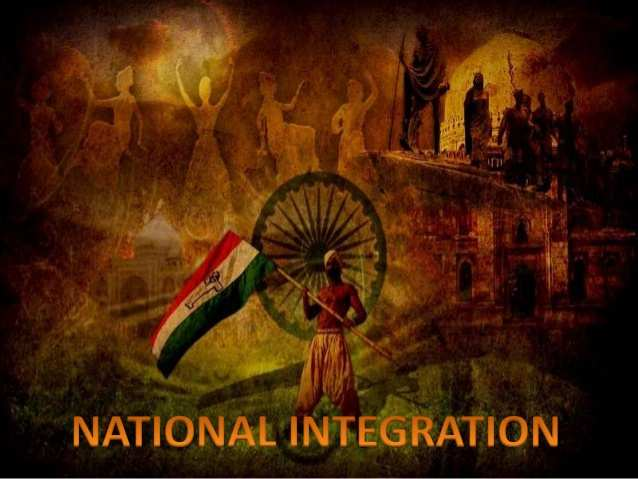 NATIONAL AND EMOTIONAL INTEGRATION