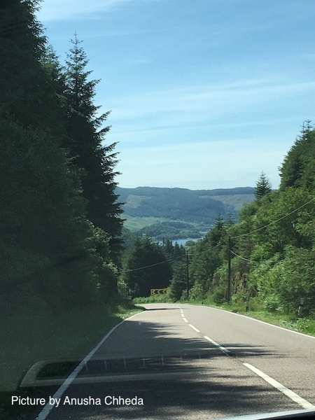 Self-Drive Tour of the Scottish Highlands