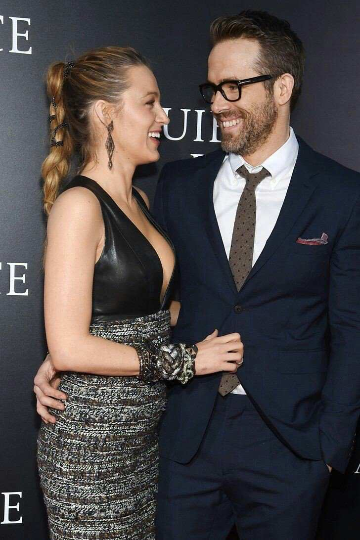 Ryan Reynolds and Blake Lively- trolling each other is Realtionship goals for all