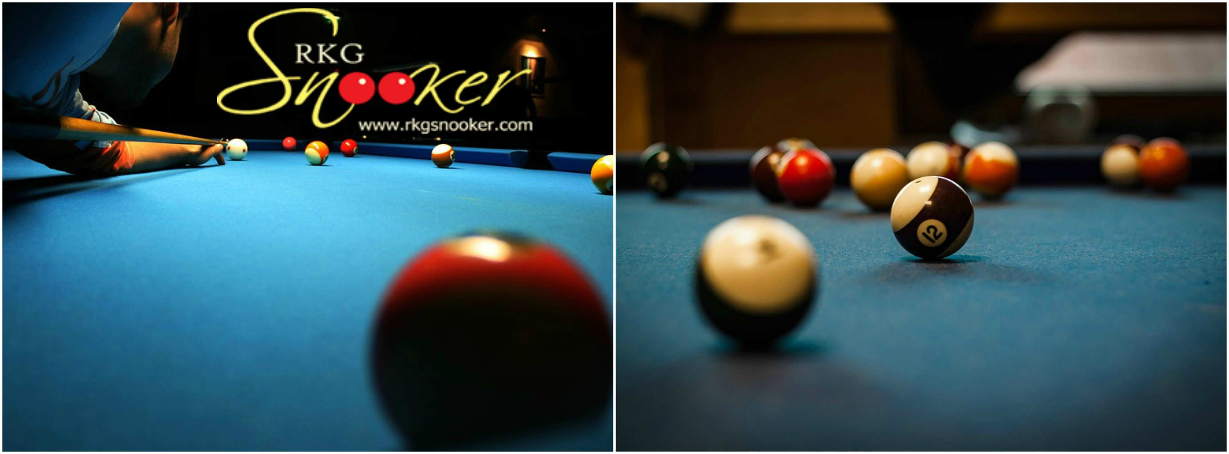 RKG Snooker: A Platform for Cue Sports